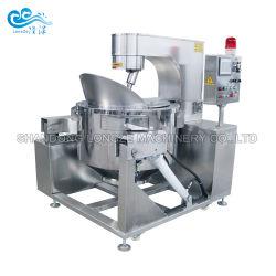 Grande macchina automatica elettrica del popcorn del fungo personalizzata Ce per lo spuntino