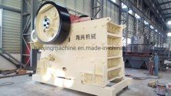 China Fabricante do britador de mandibula trituradores de pedra de PE para mineração