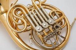 Instrumentos de música de alta qualidade, chifres francês grossista fabricados na China