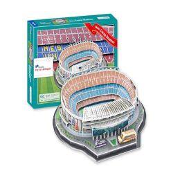 O estádio educacional de 100PCS Spain caçoa o enigma do brinquedo 3D (10173058)