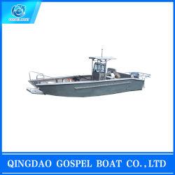 11m/36FT Offshore Marine bateaux à fond plat en aluminium