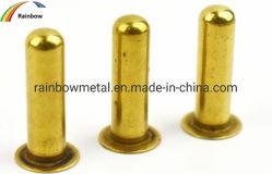 温度のSenserの部品、センサーハウジング、銅のシェルアルミニウムシェル