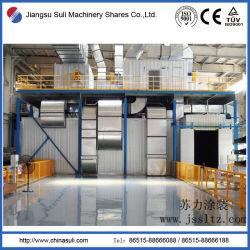 Voiture de la pulvérisation de peinture industrielle ligne Système d'équipement ODM exportateur Chine Suli 2019
