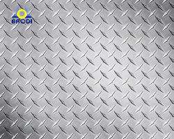 Stark Aluminiumblatt des check-1200 H26 für Verkauf in Makedonien