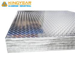 La ASTM-B3003 209 Placa de aluminio de la banda de rodadura Chapa