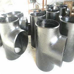 Spaccatura/T uguale diritto senza giunte escluso/flangiato/laterale dell'accessorio per tubi del acciaio al carbonio