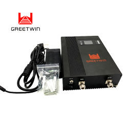23dBm de doble banda GSM900 DCS1800 2G 4G de RF de repetidor amplificador móvil celular GSM Amplificador de señal