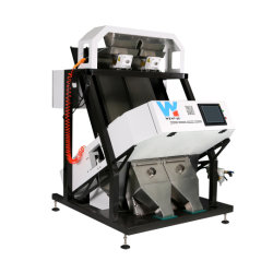 حبوب سهل التركيب وحدة فرز الألوان آلة الحبوب فصل الألوان