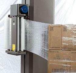 Automatizados o semi-automático de embalaje tocadiscos Film