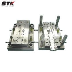 OEM-производитель профессионального прогрессивного штамповки металлических штампов перфорирование пресс-формы (STK-MLD-018)