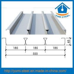 Qualitäts-perforierter Stahl-geschlossenes Fußbodendecking-Blatt für Gebäude