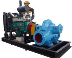 100 CV diesel bomba de agua de riego agrícola impulsado por motor 6 cilindros