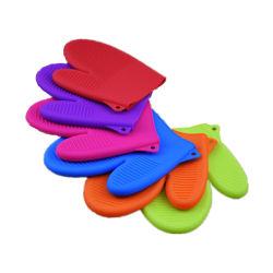 Красочные Теплоизоляция силиконового герметика для барбекю печь/близость перчатки