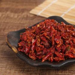 Best Selling Grau Alimentício vegetais naturais Ad desidratados granulados de pimento vermelho secas