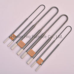 على شكل حرف U، مولد بيدان، قضيب التسخين الكهربائي، وحدة التسخين الكهربائي Mos2 السعر