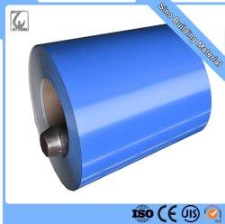 Цвет Ral CGCC цинка с покрытием PPGI оцинкованной стали катушки для создания