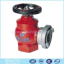 Qualitäts-Landung-Ventil für Feuer-Schlauch-Hydranten