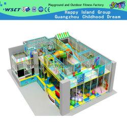 Terrain de jeux intérieur pour les enfants jouer les enfants château (H13-7028)