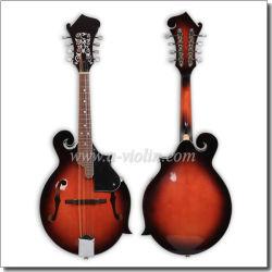 El 20 de Fret todas de madera de tilo comienzo la mandolina (AM10S)