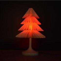 Árvore de Natal de LED Luz noturna decoração interior para festas de Luz