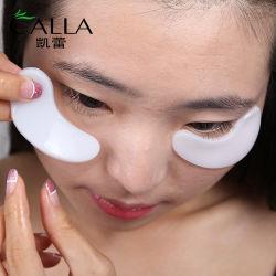 Tampon de l'oeil Cercles foncés collagène d'hydrogel blanc Crystal Eye Mask