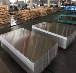 Warmgewalste aluminium plaat van aluminium uit China Fact