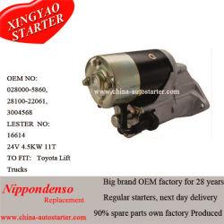 Hyster & Composants d'un démarreur Denso moteur (3004568)