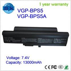 7.3V 13000mAh Replace Battery Pack für Sony Vaio Vgp-BPS5 Vgp-Bpl5 Vgp-BPS5a Series