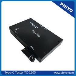 Mobiler Computer-Bildschirmanzeige-Dock Typ-c Typec Typ c-Funktionsprüfung HDMI Dpptester USB Palladium-Prüfvorrichtung