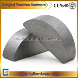 Aço inoxidável tipo C a chaveta Woodruff (DIN6888)