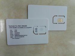 3G/4G Cmu200 Mini-SIM Prüfungs-Karte