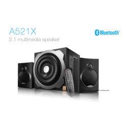2.1 Kanal-Multimedia-Computer Subwoofer drahtlose Bluetooth Lautsprecher