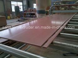 Wood Plastic PVC WPC Gebäude Vorlagen Vorstand Extrusion Production Line