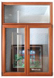 Comunidade Europeia e a América Casement Padrão Pinho sólido e Larch Madeira com vidros duplos ou triplos Vidros Duplos