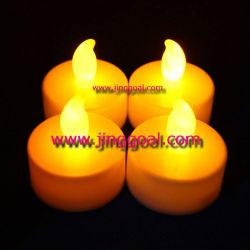Bateria elétrica LED decorativas Flameless