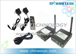 Transmisor de Audio Digital inalámbrico 2.4G (receptor)