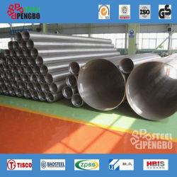 304 316 316L 321 Бесшовная труба из нержавеющей стали для украшения