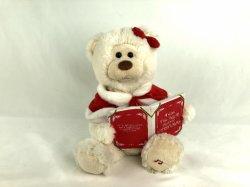 Item promocional brinquedos de Natal Plush