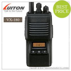 Vertex Radio à deux voies radio portable Vx-180