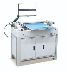 フレキソ印刷機用プレート取付機(操作が簡単 高精度