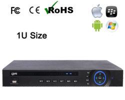 1u 32CH DVR dual-Core Linux incorporado HDMI (DVR4204/08/16/32)