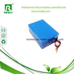 Oplaadbare lithiumbatterij van 48 V en 10 ah voor eBike op drie wielen