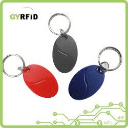 MIFARE Keychain befestigt RFID für Timekeeping-Systeme (KEA10)