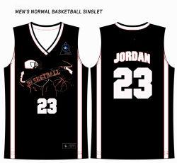 Spidersports sublima el baloncesto Jersey