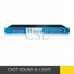 PRO la unidad de gestión de Altavoz de estantería de Procesador de Audio Digital.