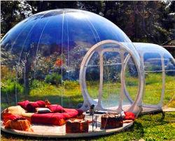 5m casa globo insuflável para Camping/Homestay/Exposição