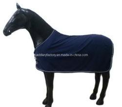 卸し売り反Pillingの北極の羊毛の馬の敷物(SMR3110)