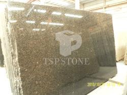 Granito imperiale del Brown per le mattonelle di pavimento/mattonelle di pavimentazione/pietra per lastricati/scala/davanzale finestra/dell'impronta/mattonelle parete/del controsoffitto
