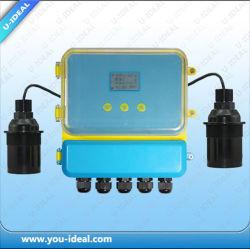 Körper nivellieren Schalter; Ultraschallwasserspiegel-Messen; Klärschlamm-waagerecht ausgerichtetes Messen