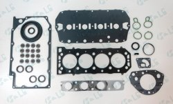 Junta do Cabeçote do Cilindro de Autopeças e o Conjunto de Juntas completo para a Hyundai Lvb90025B